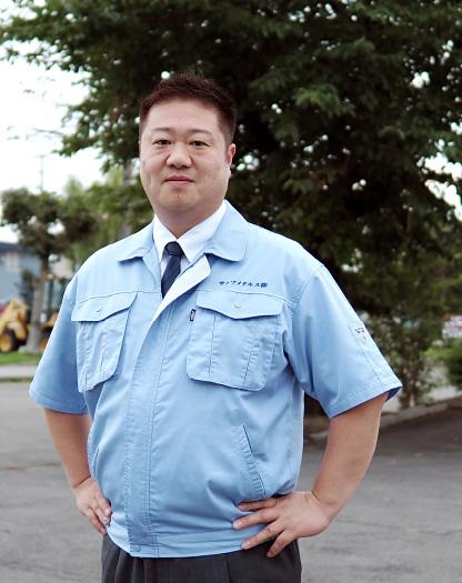 写真:代表取締役 平澤誠